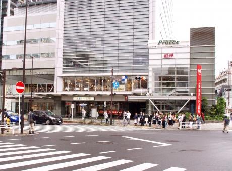 目黒駅周辺エリアの出張ホテル一覧
