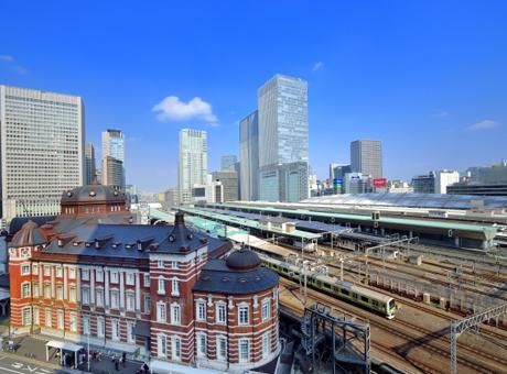 東京駅周辺エリアの出張ホテル一覧