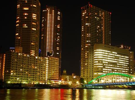 月島駅・晴海エリアの出張ホテル一覧