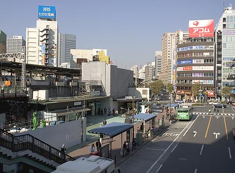 五反田駅周辺エリアの出張ホテル一覧