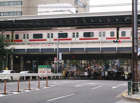 中目黒駅周辺エリアの出張ホテル一覧