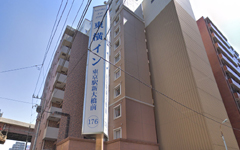 東横イン 東京駅新大橋前