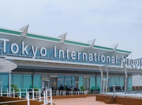 羽田空港・大鳥居駅エリアの出張対応ホテル一覧