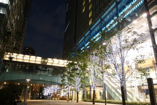 大門駅周辺エリアと出張対応ホテル一覧