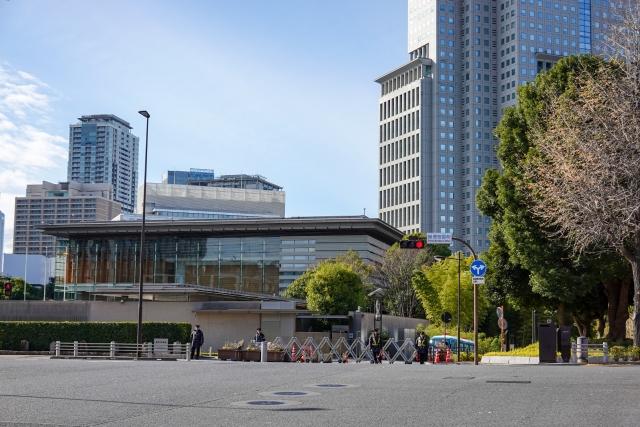 永田町駅周辺エリアと出張対応ホテル一覧
